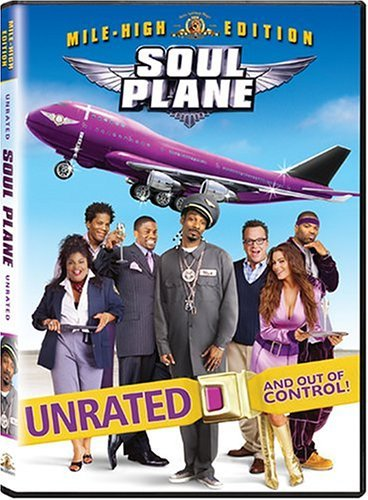 Soul Plane Hart Snoop Dog Arnold Pinkston Clr Ws Nr Unrated