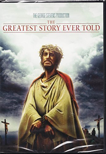 Greatest Story Ever Told Von Sydow Heston Poitier Rains Ws Von Sydow Heston Poitier Rains