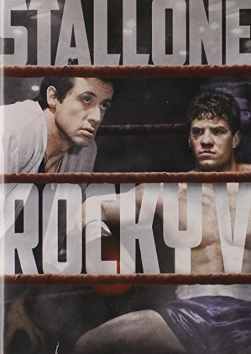 Rocky 5 Stallone Shire Meredith Young DVD Pg