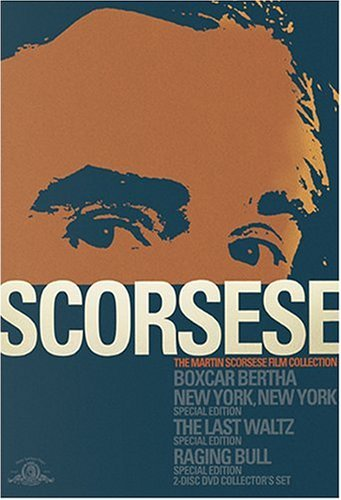 Martin Scorsese Film Collectio Martin Scorsese Film Collectio Pg 4 DVD