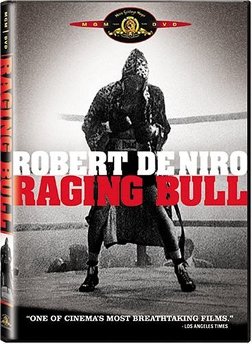 Raging Bull Deniro Pesci Moriarty DVD R