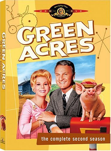 Green Acres Season 2 DVD Nr