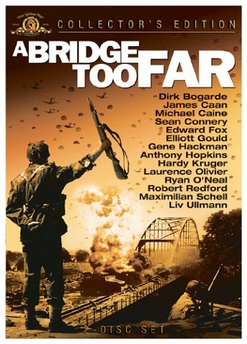 Bridge Too Far Caan Caine Connery Clr Ws Nr 2 DVD Coll Ed