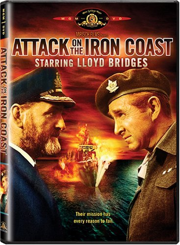 Attack On The Iron Coast Bridges Lloyd Clr Ws G