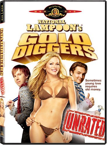 National Lampoon's Gold Diggers Clr Nr Unrated