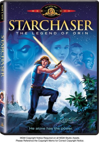 Starchasers Legend Of Orin Starchasers Legend Of Orin Clr Ws Pg
