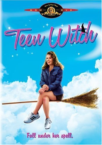 Teen Witch Lively Rubinstein Gauthier DVD Pg