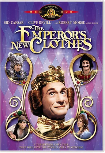 Emperor's New Clothes Emperor's New Clothes Clr Nr
