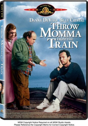 Throw Momma From The Train Devito Crystal Ramsey Ws Pg13