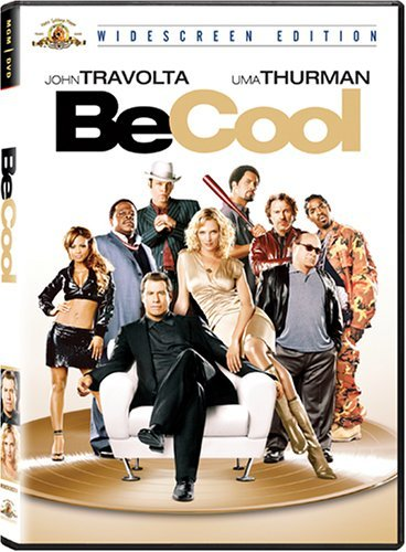 Be Cool (2005) Travolta Vaughn Thurman Clr Ws Pg13