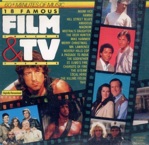 18 Famous Film Tracks & Tv Themes 18 Famous Film Tracks & Tv Themes