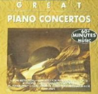 Great Piano Concertos Great Piano Concertos