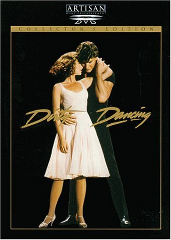 Dirty Dancing Swayze Grey Clr Cc 5.1 Ws Keeper Prbk 04 22 02 Pg13 Coll. Ed.