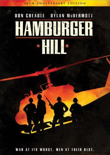 Hamburger Hill Barrile Boatman Cheadle DVD R