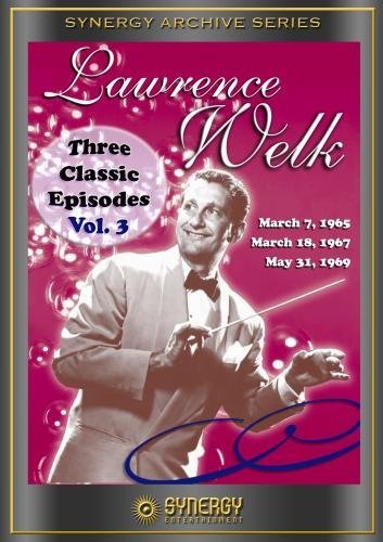 Lawrence Welk Show 3 Classic Episodes