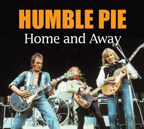 Humble Pie Home & Away 2 CD