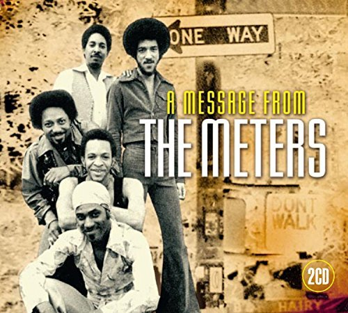 Meters Message From 2 CD