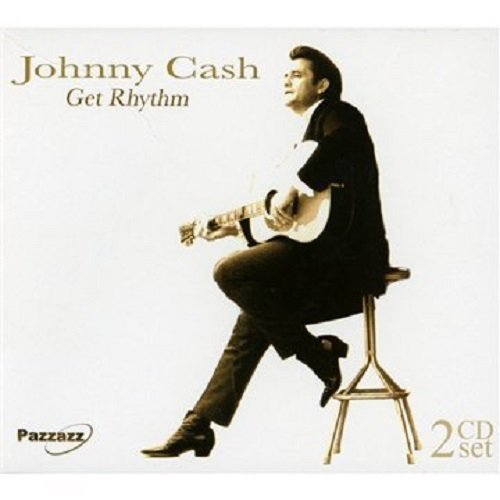 Johnny Cash Get Rhythm 2 CD