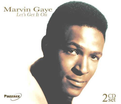 Marvin Gaye Let's Get It On 2 CD