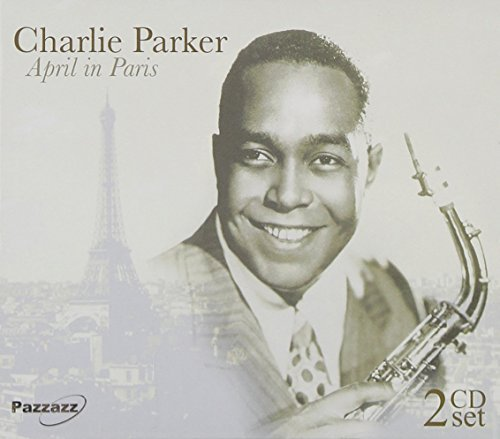 Charlie Parker April In Paris 2 CD