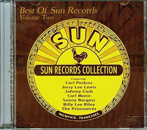 Best Of Sun Records Vol. 2 Best Of Sun Records