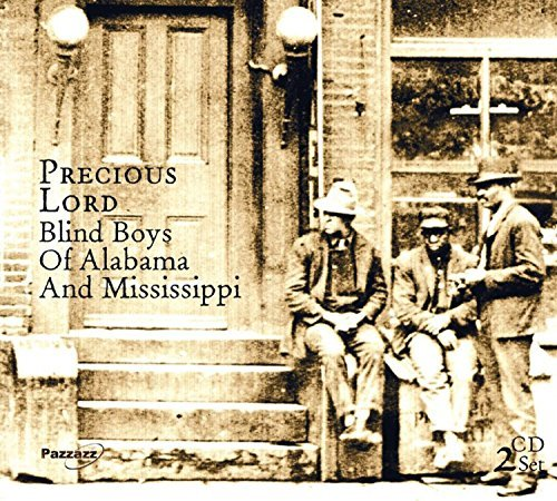 Blind Boys Of Alabama & Missis Precious Lord 2 CD
