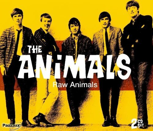 Animals Raw Animals 2 CD