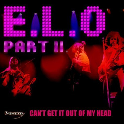 Elo Part Ii Can't Get You Out Of My Head