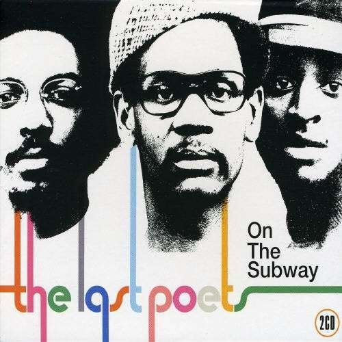 Last Poets On The Subway 2 CD