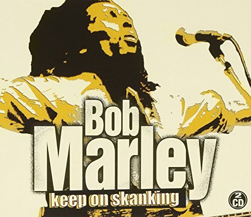 Bob Marley Keep On Skanking 2 CD