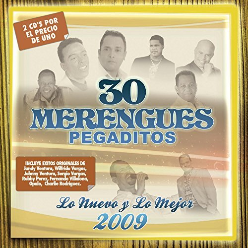30 Merengues Pegaditos Lo Nuev 30 Merengues Pegaditos Lo Nuev 2 CD Set