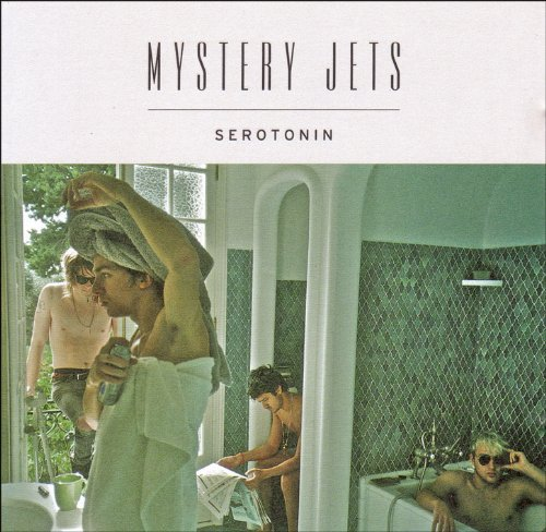Mystery Jets Serotonin Explicit Version