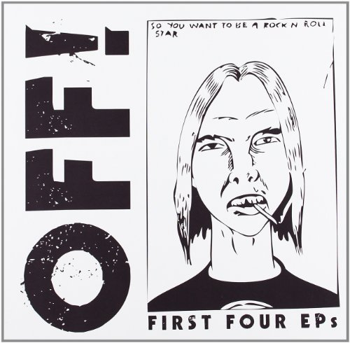 Off! First Four Eps (7 Box Set) 7 Inch Box Set