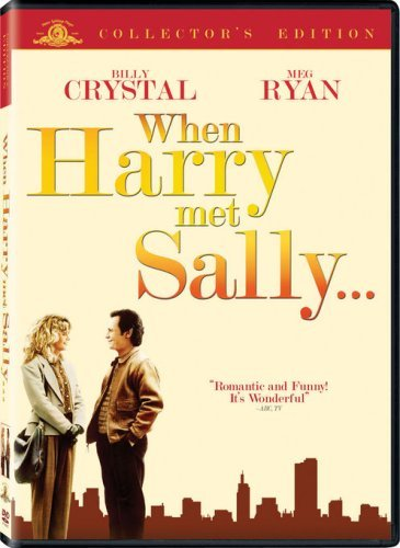 When Harry Met Sally Crystal Ryan DVD R Ws