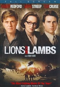 Lions For Lambs Cruise Streep Redford R