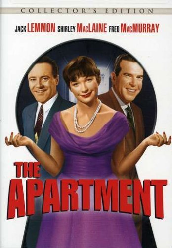 Apartment Lemmon Maclaine Macmurray DVD Nr