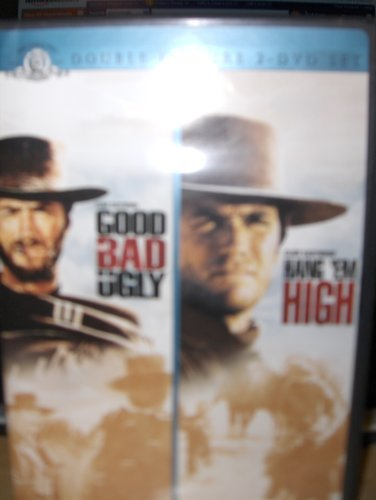 Good The Bad & The Ugly Hang 'em High Double Feature