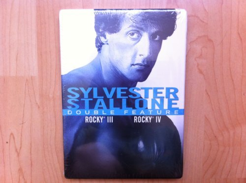 Rocky Iii Rocky Iv [double Feature] Stallone Mr. T Lundgren