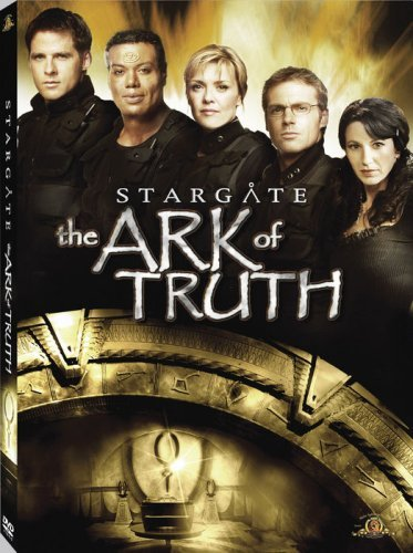 Stargate Ark Of Truth Bowder Tapping Shanks Ws Nr