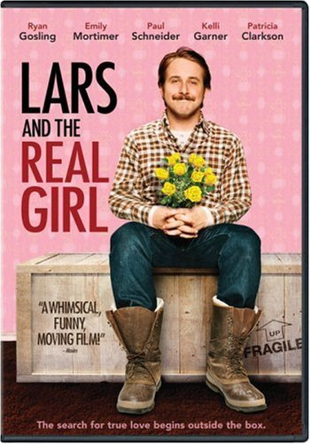 Lars & The Real Girl Gosling Mortim Clarkson DVD Pg13 Ws
