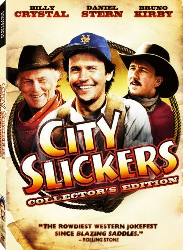 City Slickers Crystal Stern Kirby Palance DVD Pg13 Ws