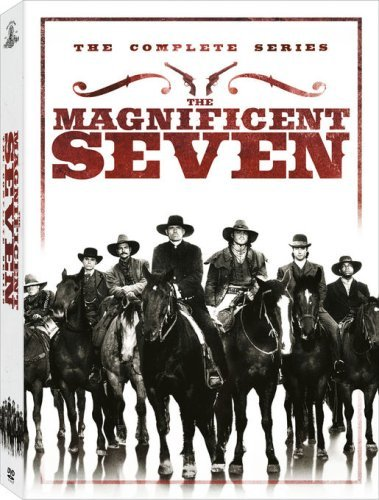 Magnificent Seven Complete Series Ws Nr 5 DVD