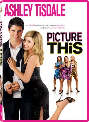 Picture This Tisdale Amell Ws Fs Nr 2 DVD