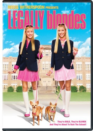 Legally Blondes Legally Blondes Ws Pg