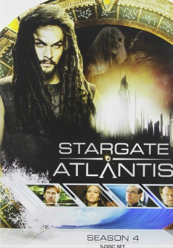Stargate Atlantis Season 4 DVD