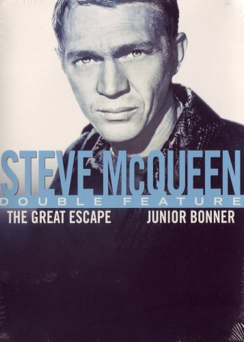 Great Escape Junior Bonner Mcqeen Steve Double Feature