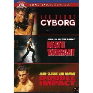 Van Damme Triple Feature Van Damme Triple Feature