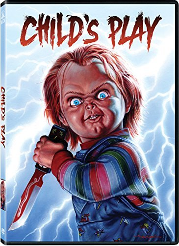 Chucky Child's Play DVD R Ws