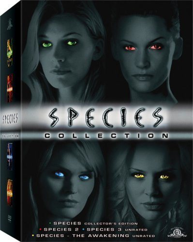 Species Collection Species Collection R 5 DVD
