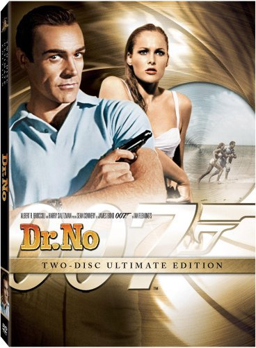 James Bond Dr. No Ulitmate Ed. Pg Incl. Movie Money